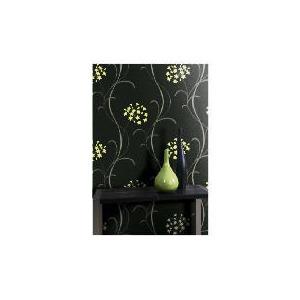 Photo of Arthouse Mia Black Wallpaper Home Miscellaneou
