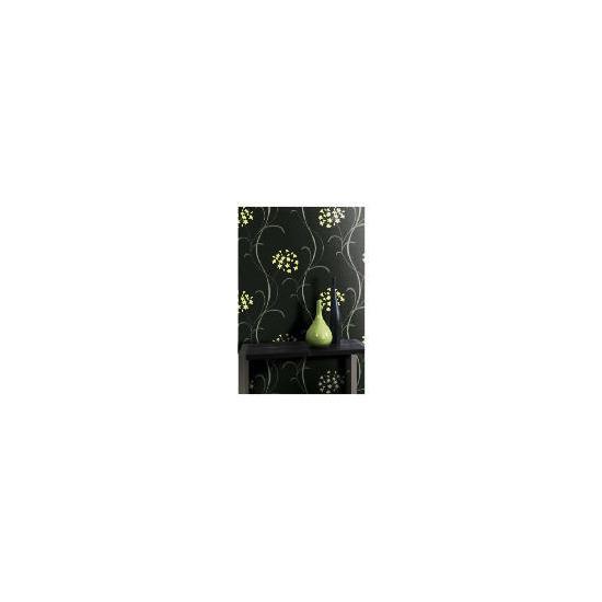 Arthouse Mia Black Wallpaper
