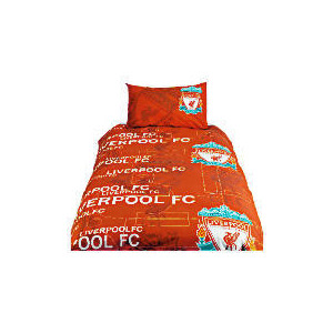 Photo of Liverpool Football Club Rotary Duvet Bed Linen