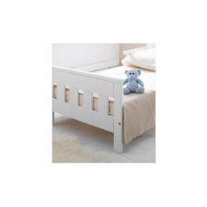 Photo of Cordoba Junior Bed (White) Baby Product