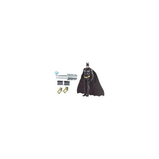 Batman Dark Knight Staff Strike Batman