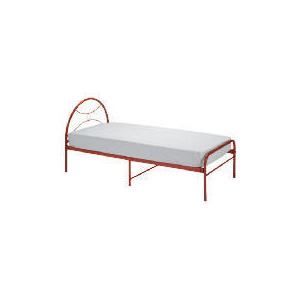Photo of Memo Metal Bed Red Bedding