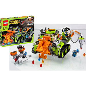 Photo of Lego Power Miners:Crystal Sweeper 8961 Toy