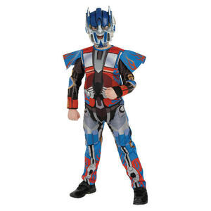 Photo of Transformers Optimus Prime Dress Up Age 7/8 Toy