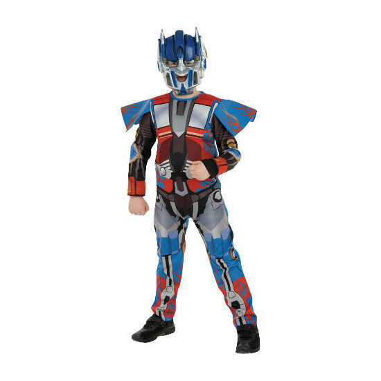 Transformers Optimus Prime Dress Up Age 7/8