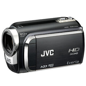 Photo of JVC Everio GZ-HD300 Camcorder