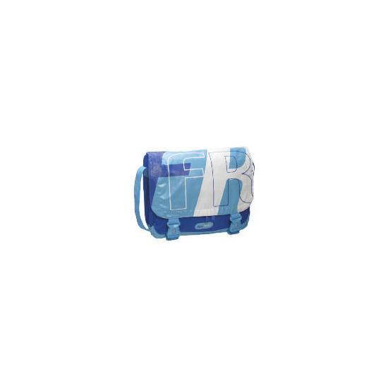 Free Rider Single Pannier Bag - Blue/White