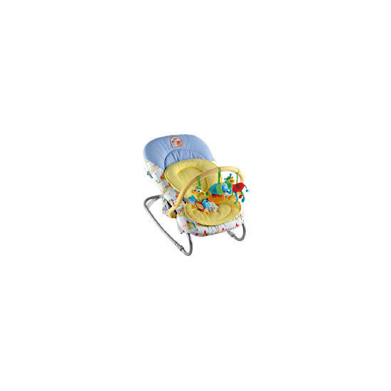 Chicco Relax and Play Bouncer Chair
