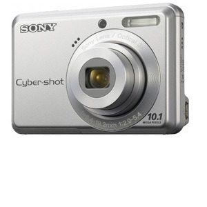 Photo of Sony Cyber-Shot DSC-S930 Digital Camera