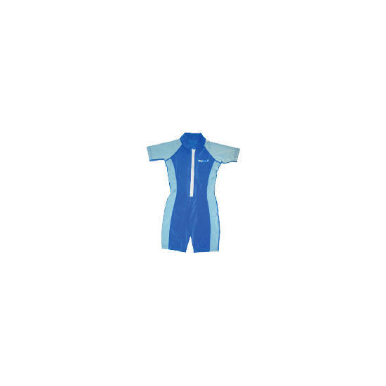 OB UV Shortie sun suits boys - 3-4