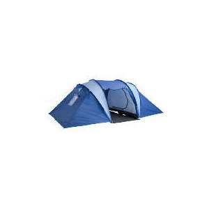 Photo of Tesco 4 Person Camping Set Tent