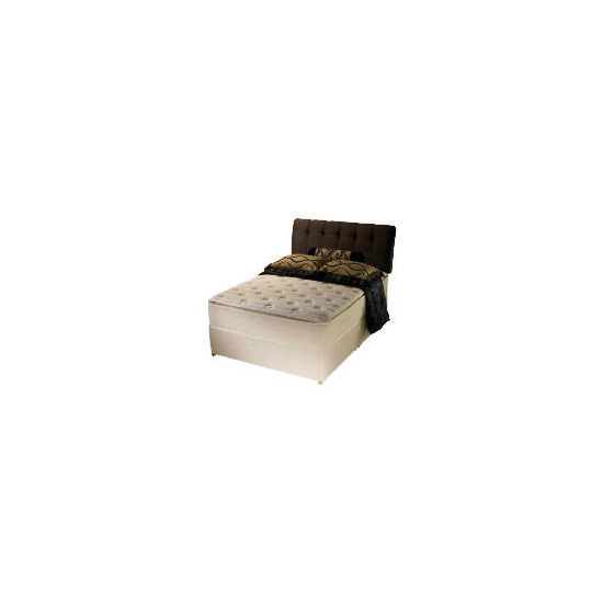 Silentnight Miracoil Pocket 7-Zone Latex Indiana Super King 4 Drawer Divan Set