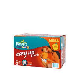 Pampers Easy ups Mega pack Junior 78 Reviews
