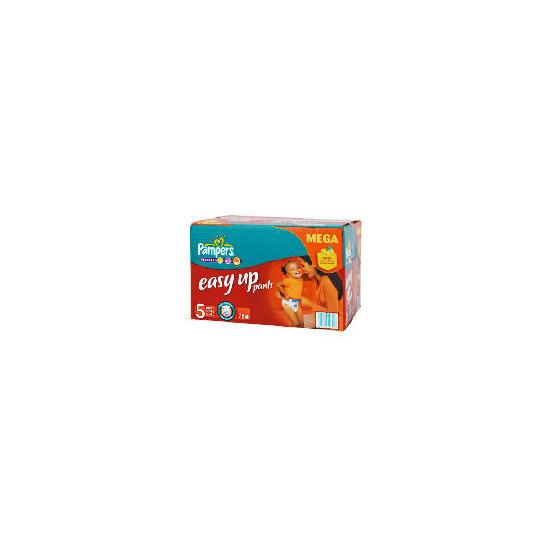Pampers Easy ups Mega pack Junior 78