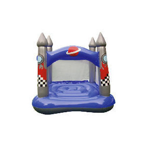 Photo of Tesco Mini Space Bouncer Toy