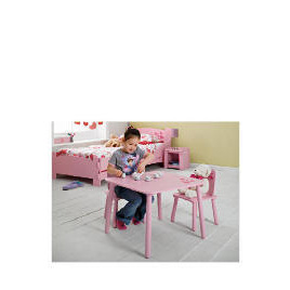 Loveheart Table And 2 Chair Set Reviews
