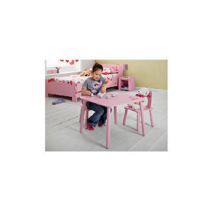 Photo of Loveheart Table and 2 Chair Set Toy