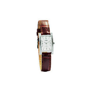 Photo of Lorus Ladies Brown Strap Watch Jewellery Woman