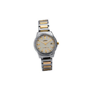 Photo of Lorus Mens Two Tone Classic Watch Watches Man