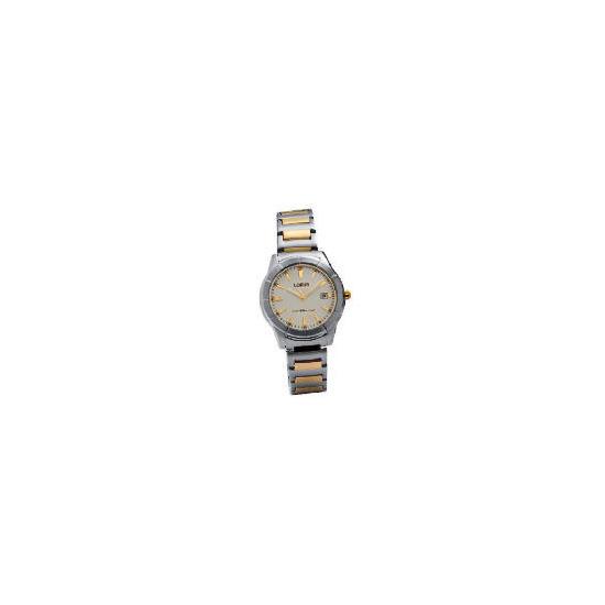 Lorus Mens Two Tone Classic Watch
