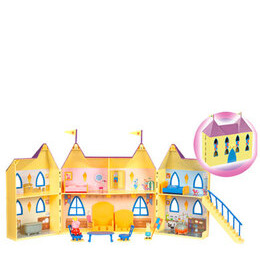 Peppa Pig Princess Peppas Royal Palace Reviews