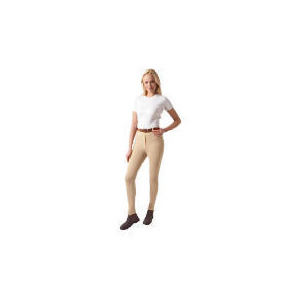 Photo of Harry Hall Ladies Beige Atlanta Jodhpurs 26 Sports and Health Equipment