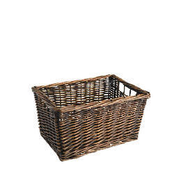 Tesco Willow shelf basket - dark natural Reviews