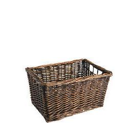 Tesco Willow shelf basket - dark natural Reviews