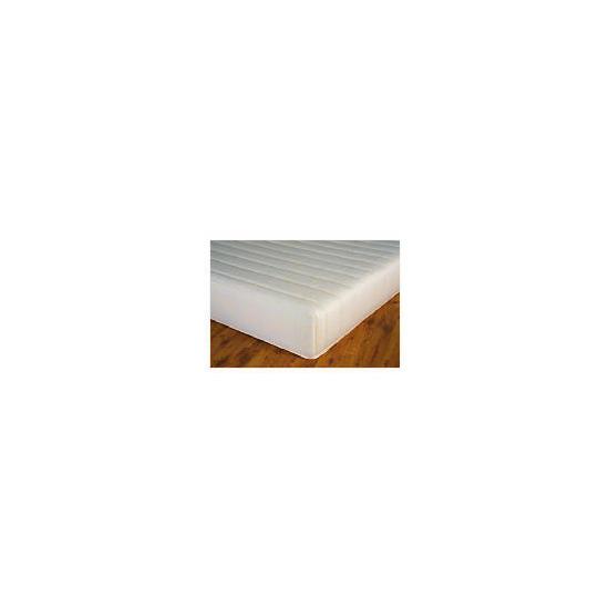 Silentnight Miracoil 3-Zone Latex Bed Mattress Detroit Double Mattress