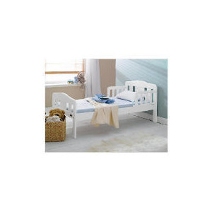 Photo of East Coast Morston Junior Bed - White Baby Product