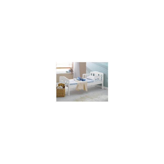 East Coast Morston Junior Bed - White