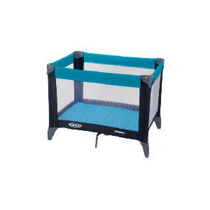 Photo of Graco Compact Travel Cot Ocean Cot