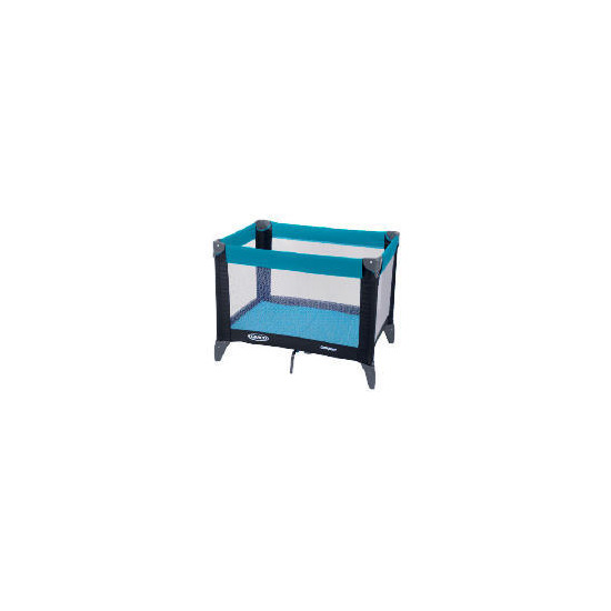 Graco Compact Travel Cot Ocean