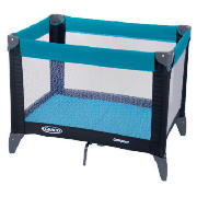 graco compact travel cot ocean reviews and prices reevoo. Black Bedroom Furniture Sets. Home Design Ideas