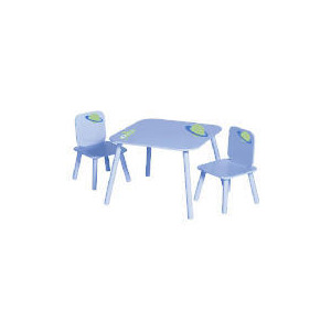 Photo of Space Age Table and 2 Chair Set Toy