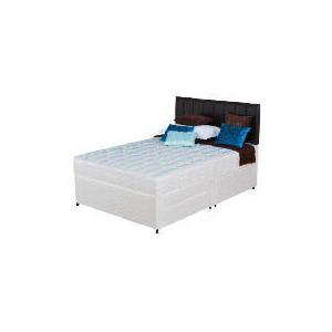 Photo of Silentnight Miracoil 3-Zone Montana Double 2 Drawer Divan Set Bedding
