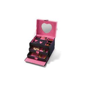 Photo of Kids Heart Detail Jewellery Box Home Miscellaneou