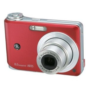 Photo of GE A835 Digital Camera
