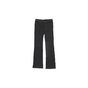 Photo of Dance Now Black V Front Jazz Pant 8-10 Years Sports and Health Equipment