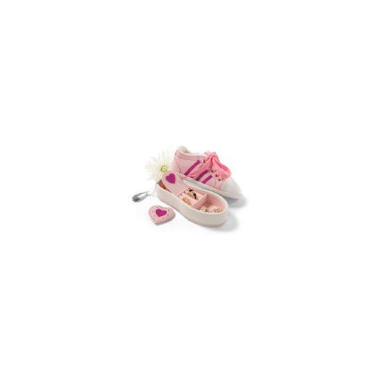 Kids Shoe Jewellery Box