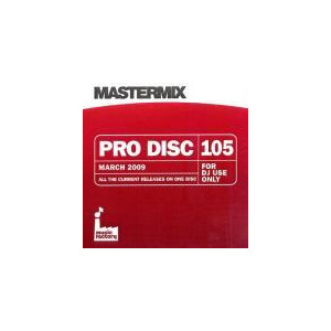 Photo of Mastermix Pro Disc 105 (Mar 09) CD