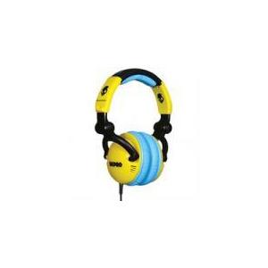 Photo of Skullcandy SK Pro DJ Yellow and Blue Headphone