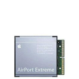 Apple Airport Extreme Wi-Fi Card with 802.11n (AASP) Reviews