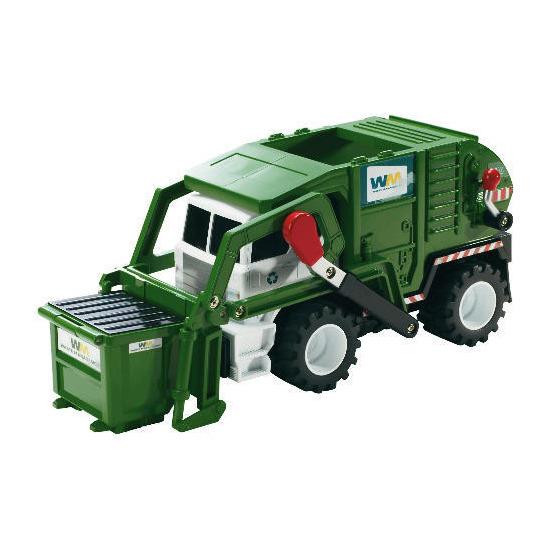 Matchbox Excavator Action Truck