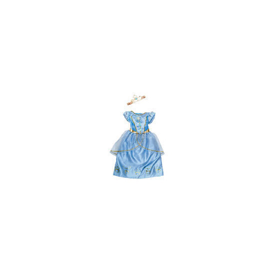 Jewelled Cinderella Dress Up Age 5/8