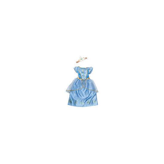 Jewelled Cinderella Dress Up Age 5/8