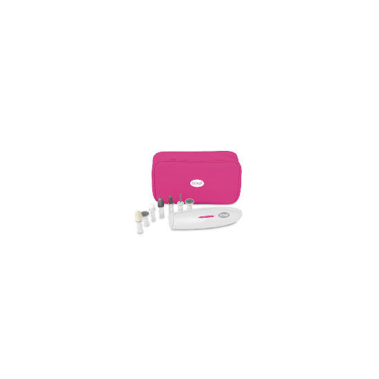 Scholl Portable pedicure and manicure set