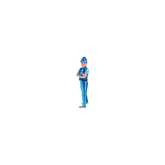 Lazy Town Sportacus-Dress Up Age 5/8