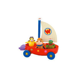 Photo of Wonderpets Flyboat Toy