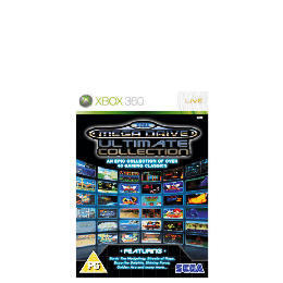 Sega Mega Drive Ultimate Collection (Xbox 360) Reviews